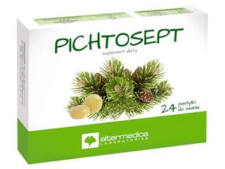 Wzmocnij odporność z Pichtoseptem firmy Alter Medica.