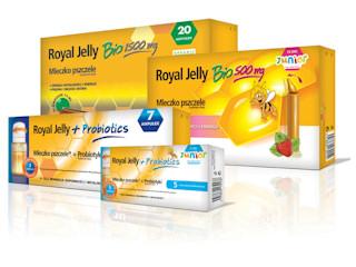 Arko Royal – ekskluzywne preparaty na bazie mleczka pszczelego