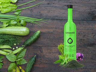 Chlorofil - Zielony eliksir młodości w płynie od Duolife.