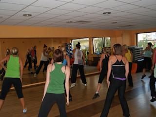 Spalanie kalorii podczas tańczenia Zumby