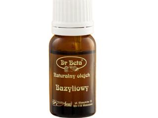 Dobra koncentracja z olejkiem bazyliowym Dr Beta.