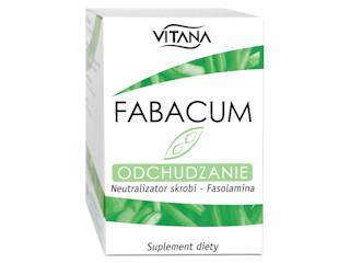FABACUM – neutralizuje tuczące działanie skrobi