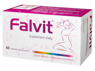 Wzmocnienie organizmu podczas przesilenia wiosennego z Falvit