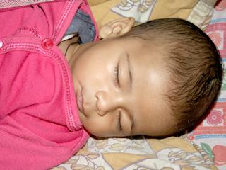 Zjawisko paraliżu sennego.