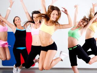 Fitness na zdrowie.