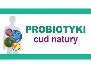 Probiotyki dla zdrowia.