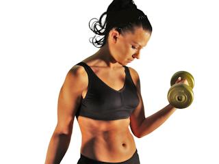 Trening w Remplus Fitness.