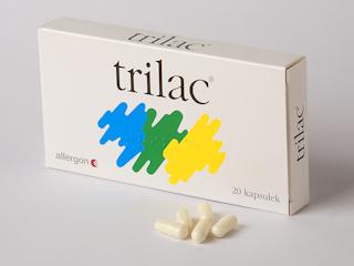 Trilac niezbędna osłona przy antybiotykoterapii
