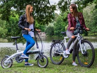 TrybEco - polska marka rowerów i skuterów elektrycznych.