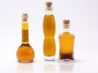 Pielęgnacja skóry olejkami.