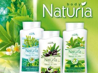 Balsamy Naturia- Siła natury w pielęgnacji ciała