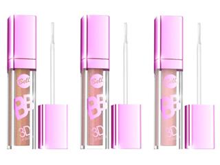 BB 3D Lip Gloss – kryształowy połysk i efekt wygładzenia - błyszczyk Bell.