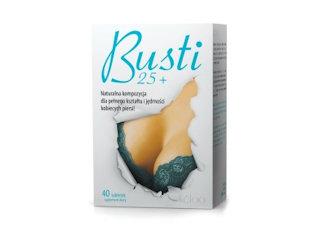 Naturalnie piękne piersi z preparatem Busti®.