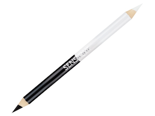SENSIQUE BLACK&WHITE EYE PENCIL w Drogeriach Natura.