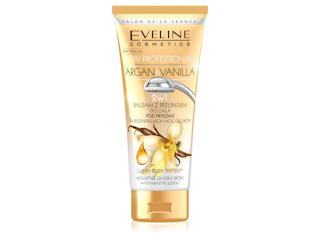 Balsam z peelingiem 2w1 do ciała pod prysznic ARGAN&VANILLA Eveline Cosmetics