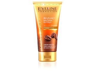 Brązujący Balsam do ciała Kawa&Marula Eveline Cosmetics.