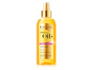 Nawilżający olejek do skóry bardzo suchej z serii amazing Oils Eveline Cosmetics.