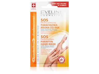 SOS PROFESJONALNA PARAFINOWA MASKA DO RĄK od Eveline Cosmetics.