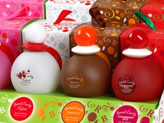 Zapachy jedzeniowe linii Sweet Candy JEAN MARC.