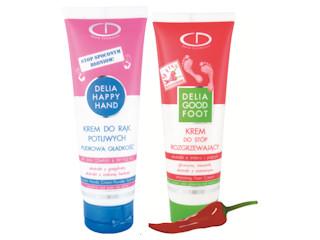 Delia Cosmetics – kremy pielęgnacyjne