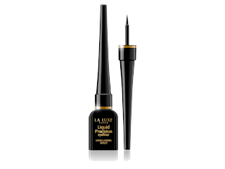 EYELINER LIQUID PRECISION LA LUXE PARIS.