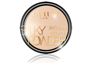 PUDER SILKY POWDER LA LUXE PARIS.