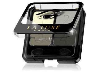 SMOKY EYES EYESHADOW LA LUXE PARIS.