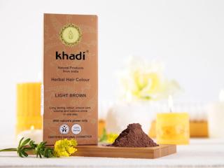 Najciekawszy Produkt Fryzjerski - Naturalne farby do włosów KHADI.