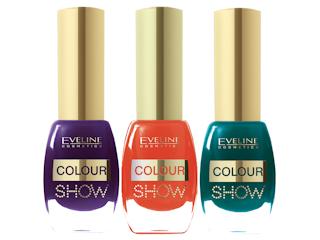 Nowe odcienie lakierów do paznokci Eveline Cosmetics.