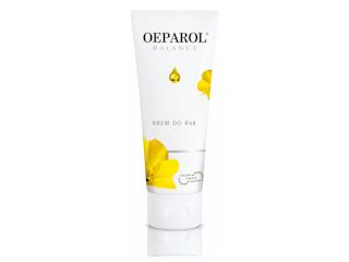 Krem do rąk Oeparol® Balance idealny do pielęgnacji dłoni.