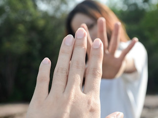 Jak rozstanie wpływa na urodę?