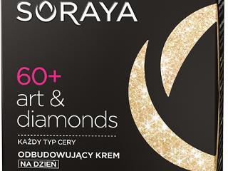 Krem Soraya dla sześćdziesięcioletniej kobiety.