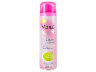 Rumiankowa pielęgnacja po goleniu z Venus.