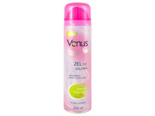 Żel do golenia z rumiankiem Venus.