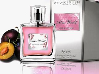 Vittorio Bellucci – zapachy dla kobiet i mężczyzn