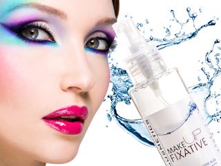 Bezzapachowy i hipoalergiczny Utrwalacz Makijażu