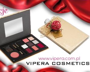 Świąteczne prezenty od Vipera Cosmetics.