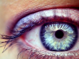 Pielęgnacja skóry pod oczami.