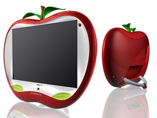 Telewizor jabłko