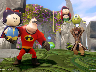 Nowa gra Disney Infinity.