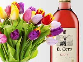 Wino El Coto na Dzień Matki.