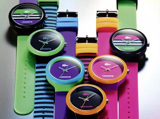 Nowe zegarki Lacoste na zimę