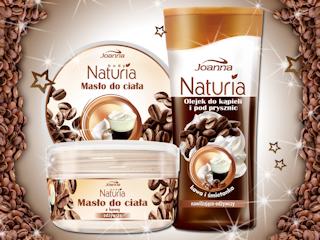 Zestaw Naturia Body idealny na prezent na święta 2012.