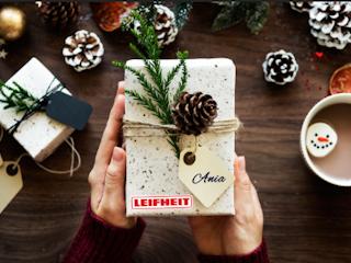 Odkryj sekret udanych prezentów i zachwyć bliskich dzięki Leifheit.