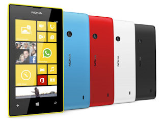 Nowa Nokia Lumia 520 dostarcza najlepsze rozwiązania w przystępnej cenie.