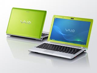 Poczuj wiosnę z laptopem Sony Vaio