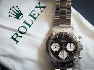 Idealny prezent - zegarek Rolex.