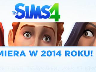Premiera gry The Sims 4 w 2014 roku.