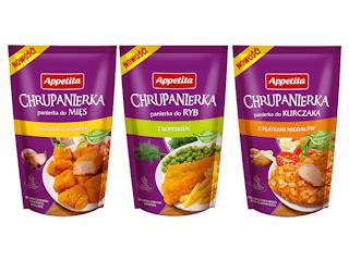Nowe Chrupanierki Appetita.