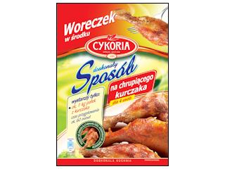 Doskonały Sposób na chrupiącego kurczaka od Cykorii.